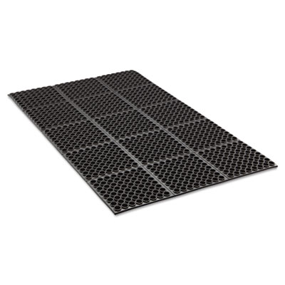 Crown Safewalk Heavy-Duty Anti-Fatigue Drainage Mat,