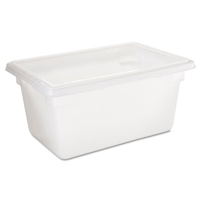 Rubbermaid Commercial Food/Tote Boxes, 5gal, 18w x