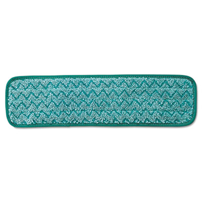 "Rubbermaid Commercial Microfiber Dry Room Pad, 18"","