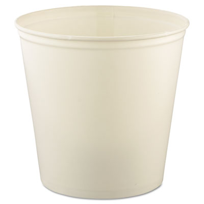SOLO Cup Company Double Wrapped Paper Bucket, Waxed,