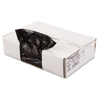 Penny Lane Linear Low Density Can Liners, 43 x 47, Black