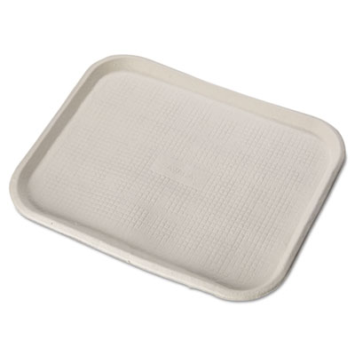 Chinet Savaday Molded Fiber Food Trays, 14 Inches x 18