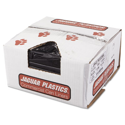 Jaguar Plastics Repro Low-Density Can Liners, 33w x