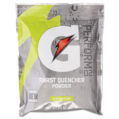 Gatorade Original Powdered Drink Mix, Lemon-Lime, 8.5 Oz