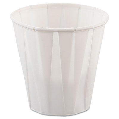 SOLO Cup Company Medical & Dental Treated Paper Cup, 3
