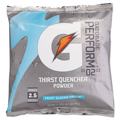 Gatorade Original Powdered Drink Mix, Glacier Freeze,