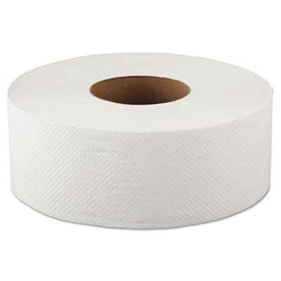 GEN Jumbo Bathroom Tissue, 2-Ply, White, 500 ft.