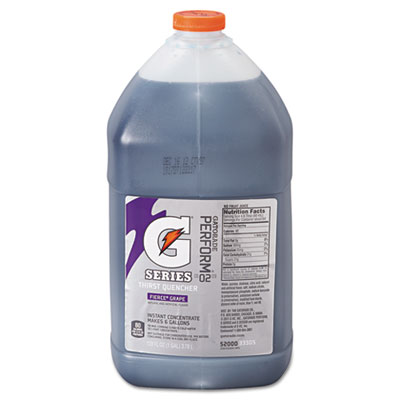 Gatorade Liquid Concentrate, Fierce Grape, 1 Gallon Jug