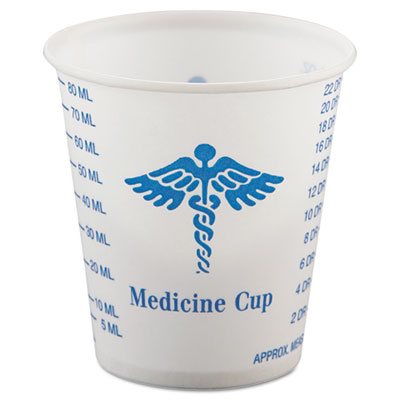 SOLO Cup Company Paper Medical & Dental Graduated