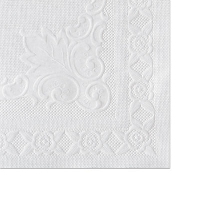 Hoffmaster Placemats, 10 x 14, White