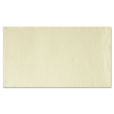 Hoffmaster Dinner Napkins, Paper, 1/8 Fold, Two-Ply, 15""