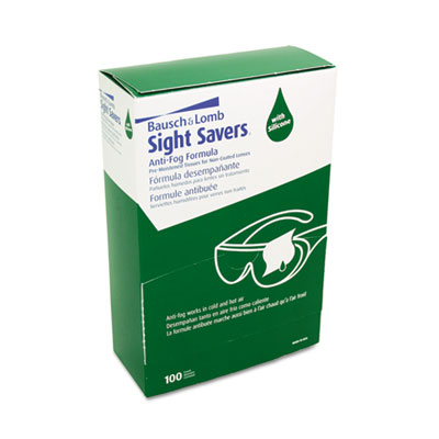 Bausch & Lomb Sight Savers Pre-Moistened Anti-Fog