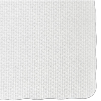 Hoffmaster Placemats, 9 3/4 x 13 3/4, White