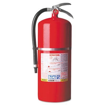 Kidde Pro Plus Line Pro 20 MP Fire Extinguisher,
