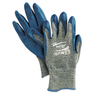 AnsellPro HyFlex 501 Medium-Duty Gloves, Size 11,