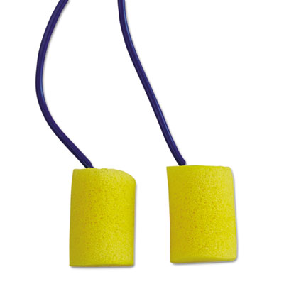 3M E-A-R Classic Econopack Earplugs, Uncorded, NRR 29