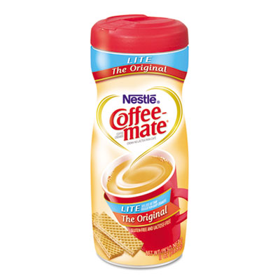 Coffee-mate Original Lite Powdered Creamer, 11 oz