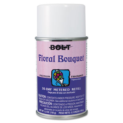 Bolt Metered Air Freshener Refill, Floral Bouquet,