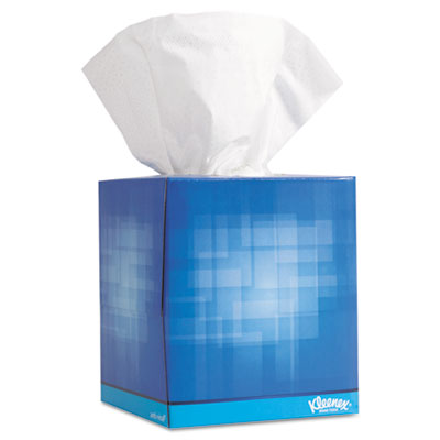 KIMBERLY-CLARK PROFESSIONAL* Anti-Viral Facial Tissue,
