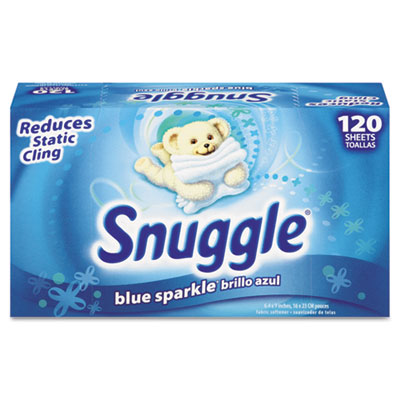 Snuggle Fabric Softener Sheets, Fresh Scent, 120