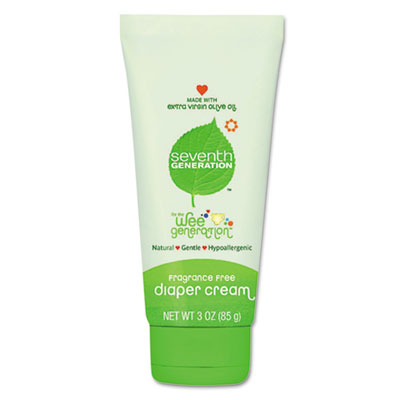 Seventh Generation Baby Wee Generation Diaper Cream,