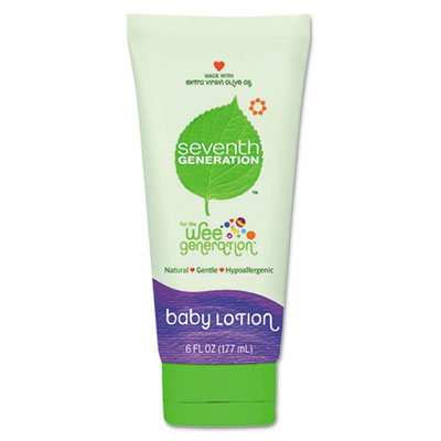Seventh Generation Baby Wee Generation Baby Lotion, Fresh