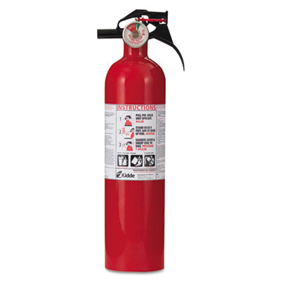 Kidde FA110 Full Home Fire Extinguisher, 1-A,10-B:C,