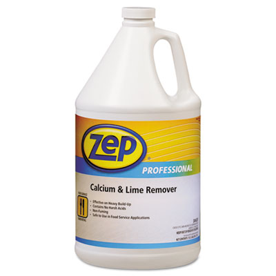 Zep Professional Calcium & Lime Remover, Neutral, 1gal