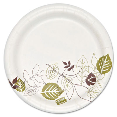 Dixie Ultra Pathways Heavyweight Paper Plates, 5