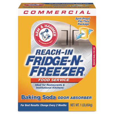 Arm & Hammer Fridge-N-Freezer Pack Baking Soda, Unscented,