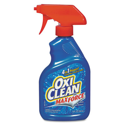 Arm & Hammer OxiClean Max-Force Stain Remover,