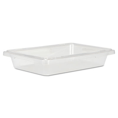 Rubbermaid Commercial Food/Tote Boxes, 2gal, 18w x