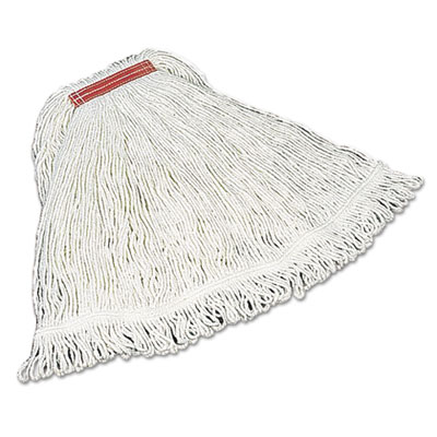 Rubbermaid Commercial Super Stitch Rayon Mop Heads,