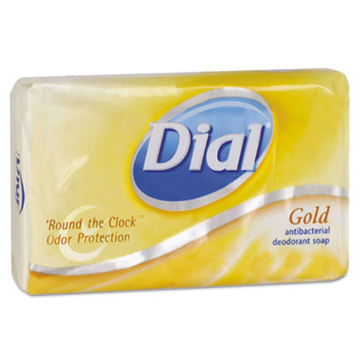 Dial Gold Bar Soap, Fresh Bar, 3.5 oz Box
