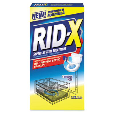 Rid-X Septic System Treatment, Concentrated