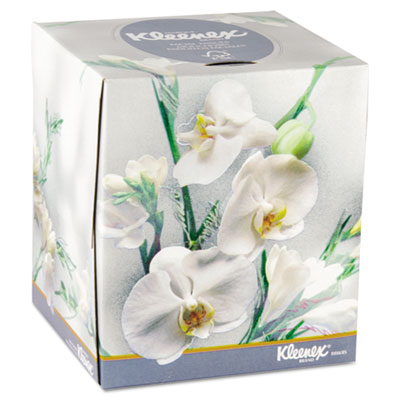 KIMBERLY-CLARK PROFESSIONAL* KLEENEX BOUTIQUE Two-Ply