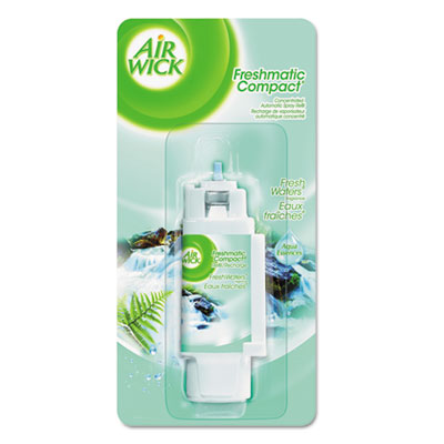 Air Wick FreshMatic Compact Refill, Fresh Waters, 0.8oz
