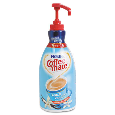 Coffee-mate Liquid Coffee Creamer, Pump Dispenser,