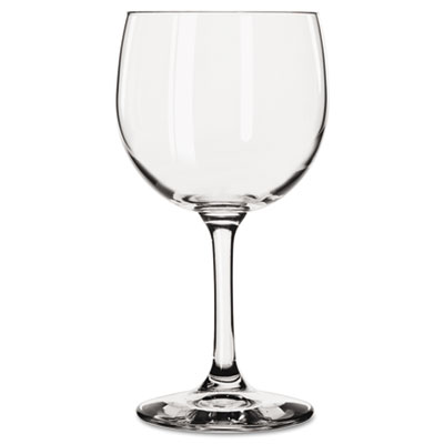 Libbey Bristol Valley Wine Glasses, 13 1/2 oz, Clear,