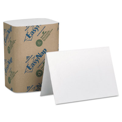 Georgia Pacific Professional 2-Ply Embossed Napkins, 6-1/2
