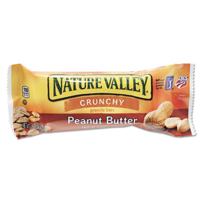 General Mills Nature Valley Granola Bars, Peanut Butter