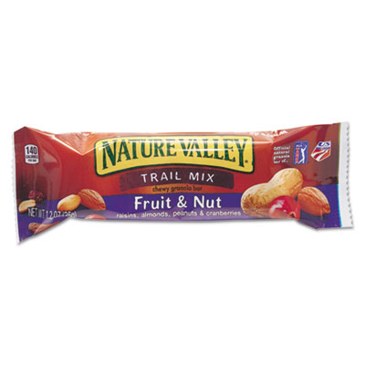 General Mills Nature Valley Granola Bars, Chewy Trail Mix