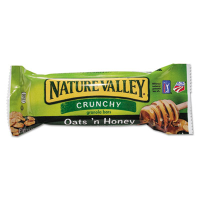 General Mills Nature Valley Granola Bars, Oats'n Honey