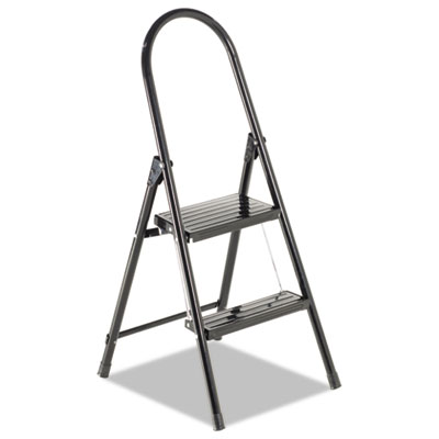 Louisville #560 Steel Qwik Step Platform Ladder, 16-7/8w