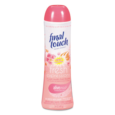 Final Touch Fresh Expressions In-Wash Laundry Scent