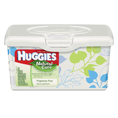 KIMBERLY-CLARK PROFESSIONAL* HUGGIES Baby Wipes, Aloe and