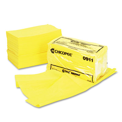 Chix Masslinn Dust Cloths, 24 x 24, Yellow