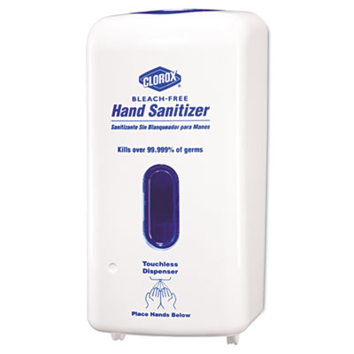 Clorox No-Touch Hand Sanitizer Dispenser,