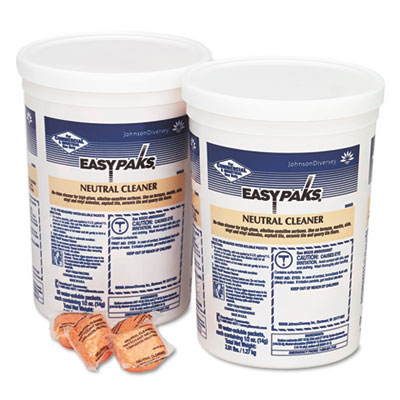 Easy Paks Neutral Cleaner, .5 oz Packets