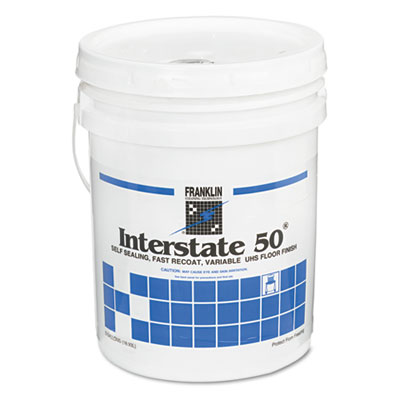 Franklin Cleaning Technology Interstate 50 Floor Finish, 5